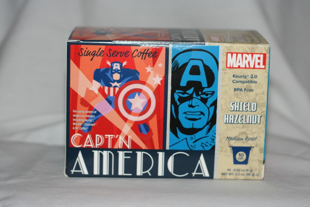 captain america coffee
