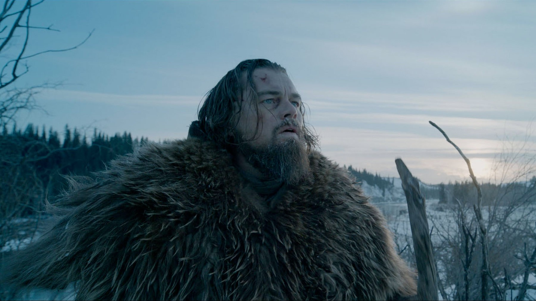 The Revenant - OUT NOW GO SEE THIS!!!