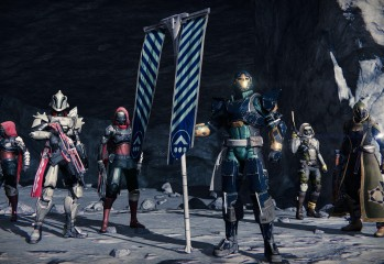 Destiny - Crucible Header