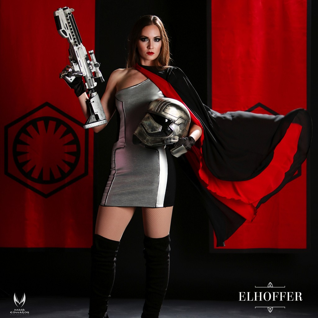 captain phasma dress elhoffer