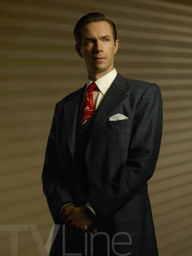 James D'Arcy as Edwin Jarvis
