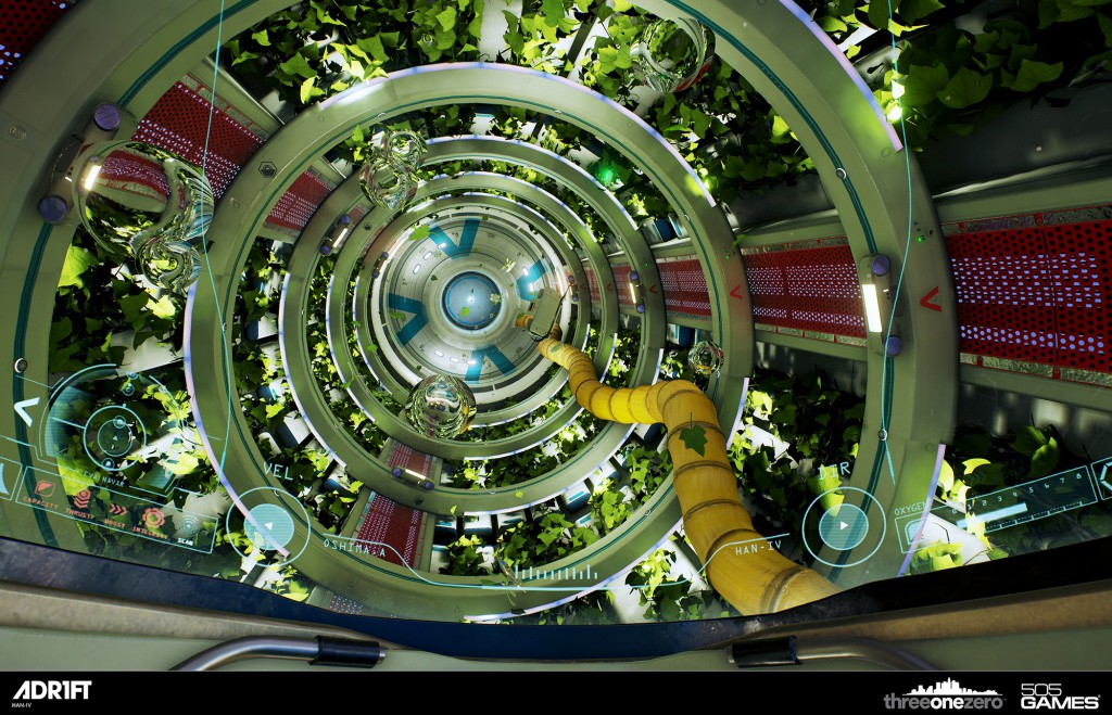 Screenshot from Adr1ft, via One Three Two Games
