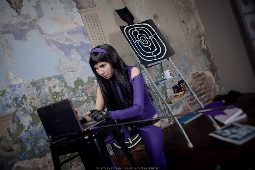 kate bishop cosplay 8