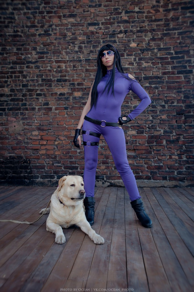 kate bishop lucky cosplay 6
