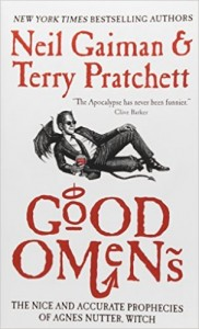neil gaiman terry pratchett good omens