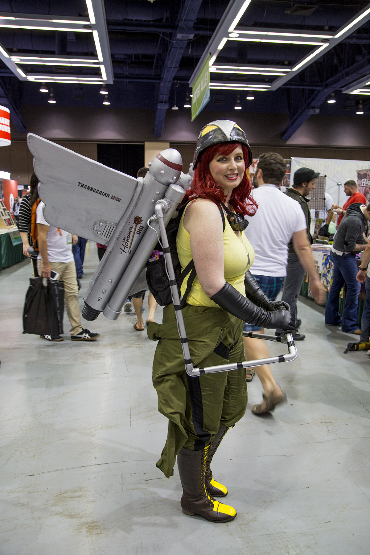 Emerald City Comicon Cosplay Gallery FULL - The GCE