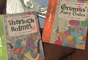 canterbury coloring books