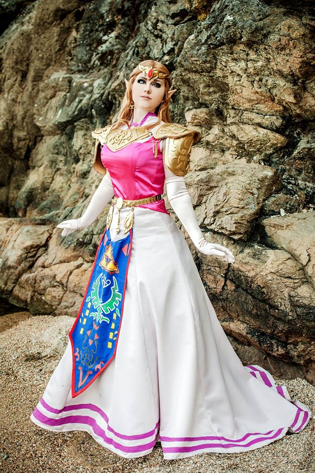 Zelda: Adel Cosplay  Photo: Abbie Warnock Photography