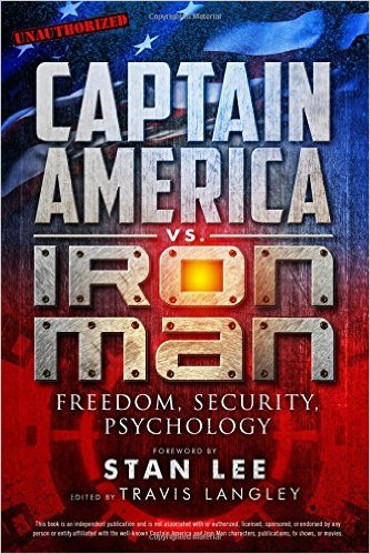 captain america iron man psychology book