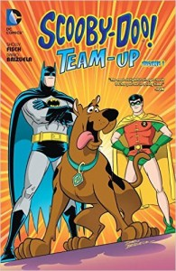 scooby doo team-up