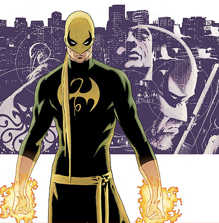 Marvels iron fist