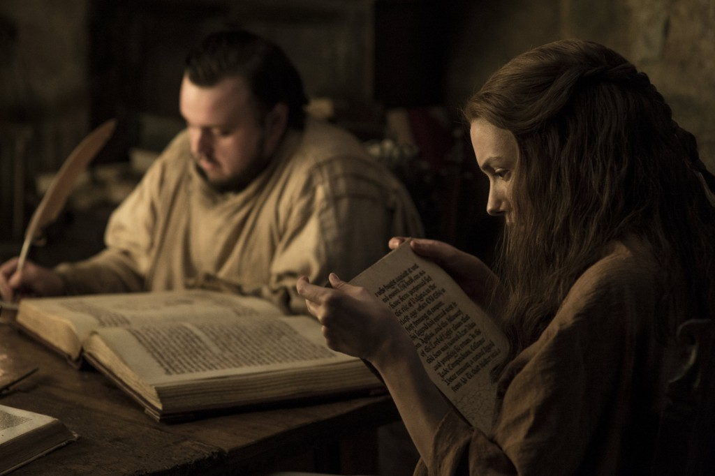 samwell and gilly