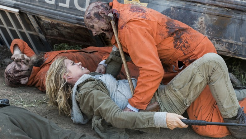 Daniel Sharman as Troy Otto - Fear the Walking Dead _ Season 3, Episode 5 - Photo Credit: Richard Foreman, Jr/AMC