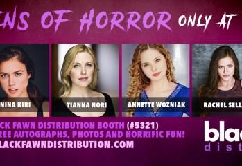 Facebook Banner - Queens Of Horror
