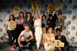 marvel rising cast