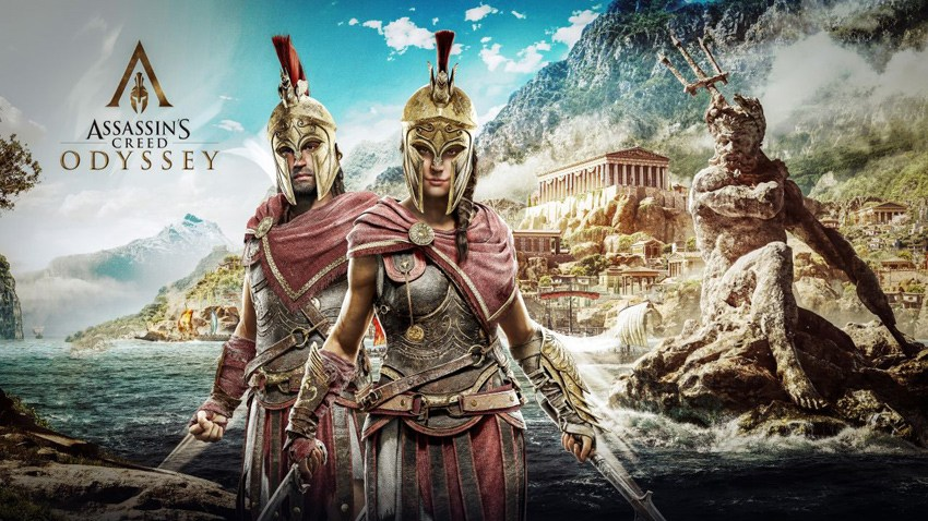 Assassins Creed: Odyssey Review - The GCE