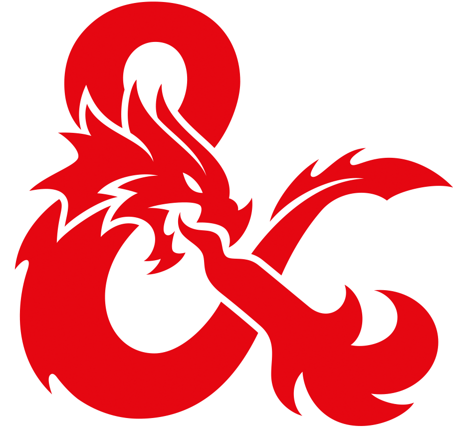 DnD_Ampersand_1c_Red_V1_RGB - The GCE