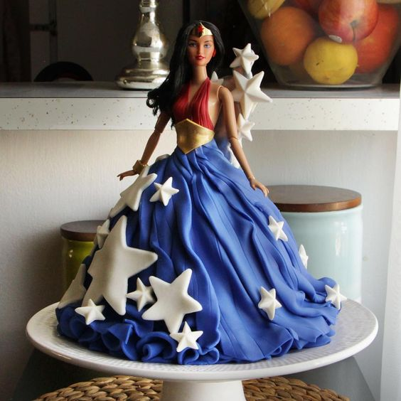 Celebrate Wonder Woman With Food The Gce
